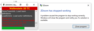 ZDoom • View topic - [Scripting] 'Numeric type expected' error